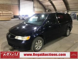 Used 2004 Honda Odyssey EX WAGON for sale in Calgary, AB