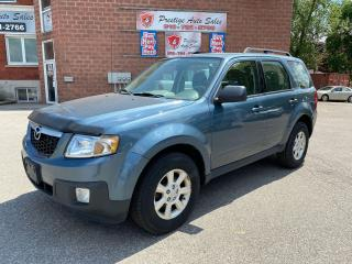 Used 2011 Mazda Tribute GX/2.5L/NO ACCIDENT/SAFETY+WARRANTY INCLUDED for sale in Cambridge, ON