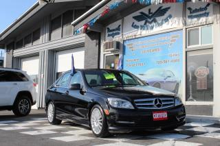 Used 2011 Mercedes-Benz C-Class C 250 for sale in Sudbury, ON
