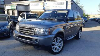 Used 2009 Land Rover Range Rover Sport HSE w/Navi for sale in Etobicoke, ON