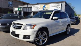 Used 2010 Mercedes-Benz GLK-Class GLK 350 for sale in Etobicoke, ON