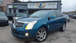 Used 2010 Cadillac SRX 3.0 Performance NAVI, BACKUP CAM, DVD for sale in Etobicoke, ON