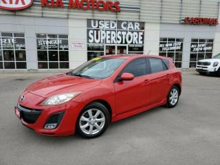 Used 2011 Mazda MAZDA3 GT, Bluetooth, Sunroof, Keyless Entry. for sale in Niagara Falls, ON