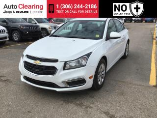 Used 2016 Chevrolet Cruze Limited for sale in Saskatoon, SK