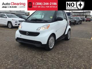 Used 2013 Smart fortwo for sale in Saskatoon, SK