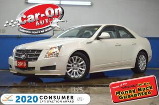Used 2010 Cadillac CTS Luxury II AWD LEATHER PANO ROOF HTD SEATS LOADED for sale in Ottawa, ON