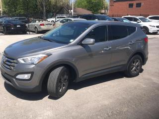 Used 2013 Hyundai Santa Fe Sport 2.4 LUXURY | AWD | LEATHERETTE | HEATED SEATS | for sale in Waterloo, ON