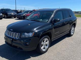Used 2014 Jeep Compass NORTH | 4x4 | BLUETOOTH | A/C for sale in Waterloo, ON