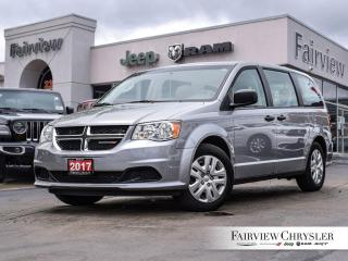 Used 2017 Dodge Grand Caravan CVP l 3RD ROW Stow N GO l for sale in Burlington, ON