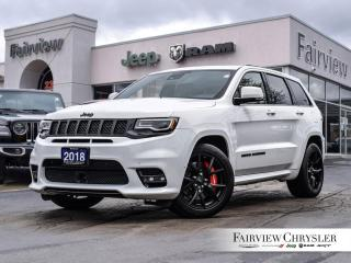 Used 2018 Jeep Grand Cherokee SRT l PANO ROOF l NAV l for sale in Burlington, ON