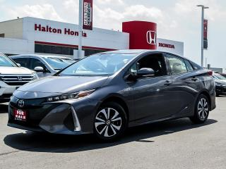 Used 2018 Toyota Prius Prime PRIME|NO ACCIDENTS for sale in Burlington, ON