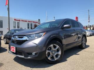 Used 2018 Honda CR-V EX AWD - Lane Watch - Sunroof - Rear Camera for sale in Mississauga, ON