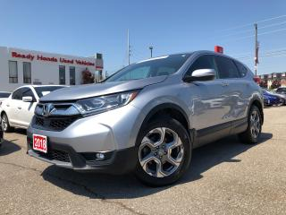 Used 2018 Honda CR-V EX-L -  Leather - Sunroof - Honda Sensing for sale in Mississauga, ON