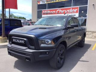 New 2020 RAM 1500 Classic WARLOCK CREW 4X4 for sale in Milton, ON