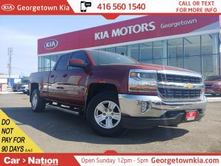 Used 2016 Chevrolet Silverado 1500 LT w-1LT| 5.3L V8| 4WD| BU CAM | HTD SEATS|TOW PKG for sale in Georgetown, ON
