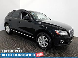 Used 2015 Audi Q5 2.0T Komfort AWD AIR CLIMATISÉ - Sièges Chauffants for sale in Laval, QC