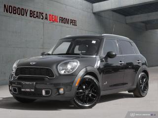 Used 2013 MINI Cooper Countryman AWD 4dr S ALL4*NEW Brakes* for sale in Mississauga, ON