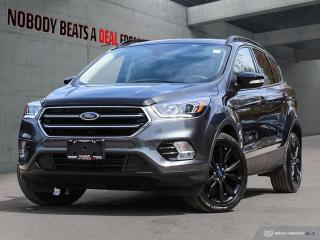 Used 2019 Ford Escape Titanium 4WD for sale in Mississauga, ON