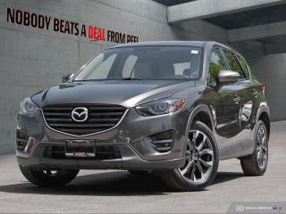 Used 2016 Mazda CX-5 2016.5 AWD 4DR AUTO GT for sale in Mississauga, ON