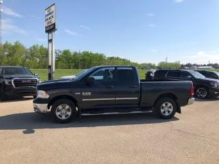 Used 2013 RAM 1500 ST for sale in Roblin, MB