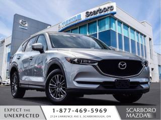 Used 2017 Mazda CX-5 1.5%@FINANCE|CPO|GS|AWD|CLEAN CARFAX for sale in Scarborough, ON