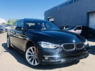Used 2017 BMW 330i xDrive |MEMORY SEATS|SUNROOF|WOOD TRIM|NAVI|PARKING SENSORS! for sale in Brampton, ON