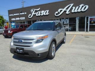 Used 2013 Ford Explorer 4WD  XLT for sale in Scarborough, ON