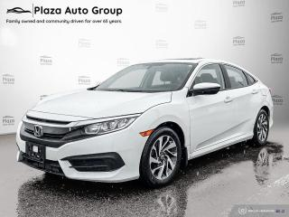 Used 2016 Honda Civic EX for sale in Bolton, ON