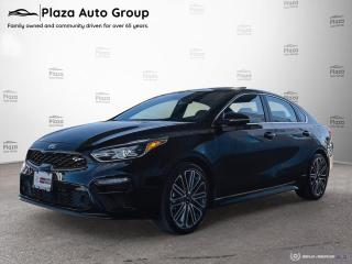 Used 2020 Kia Forte GT for sale in Bolton, ON