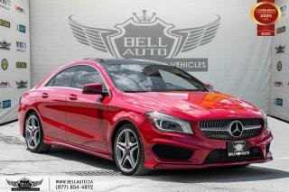 Used 2016 Mercedes-Benz CLA-Class CLA 250, NO ACCIDENT, NAVI, REAR CAM, PANO ROOF for sale in Toronto, ON
