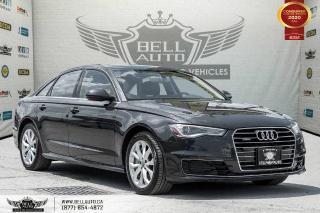 Used 2016 Audi A6 2.0T Progressiv, QUATTRO, NAVI, SUNROOF, PUSH START for sale in Toronto, ON