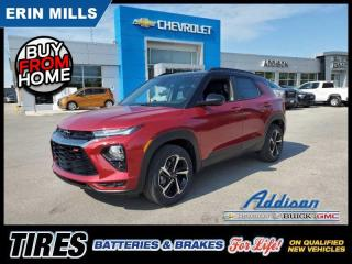 New 2021 Chevrolet TrailBlazer AWD RS for sale in Mississauga, ON