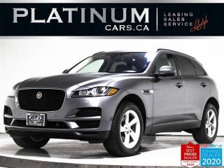 Used 2018 Jaguar F-PACE 20d Premium,DIESEL,AWD,NAV,CAM,PARK ASSIST, for sale in Toronto, ON