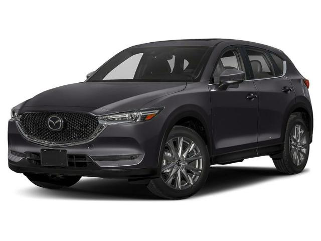 2020 Mazda CX-5 GT w/Turbo