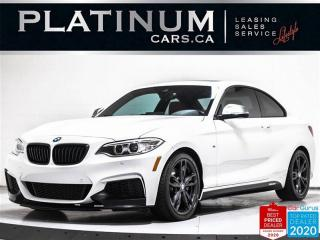 Used 2017 BMW 2-Series M240i xDrive,340HP,M PERFORMANCE EDITION,PREMIUM, for sale in Toronto, ON
