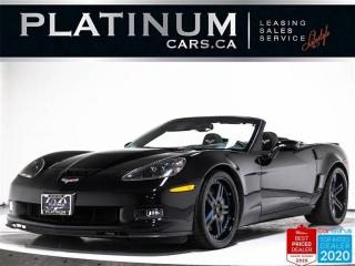 Used 2013 Chevrolet Corvette GrandSport w/3LT ,V8 505HP,SUPERCHARGED,427 Collector Edition,HUD for sale in Toronto, ON