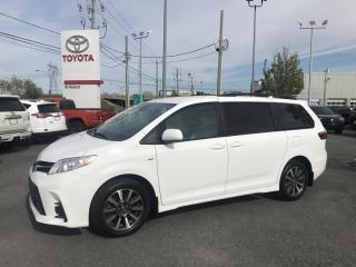 Used 2018 Toyota Sienna LE 7-Passenger AWD for sale in St-Hubert, QC