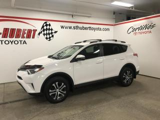 Used 2017 Toyota RAV4 FWD LE, FINANCEMENT DISPONIBLE! for sale in St-Hubert, QC