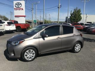 Used 2015 Toyota Yaris HB Auto LE, BAS KM for sale in St-Hubert, QC