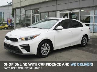 Used 2019 Kia Forte LX AT / Heated seats/heated steering/Android auto Apple Car play/Camera/Lane departure warning system for sale in Mississauga, ON