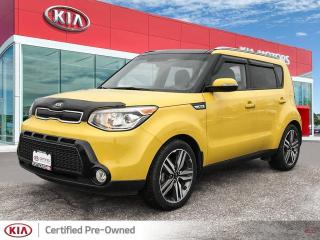 Used 2015 Kia Soul 2.0L SX LUXURY for sale in Port Dover, ON