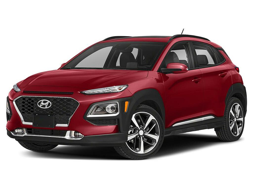 2020 Hyundai KONA 2.0L AWD Luxury NO OPTIONS