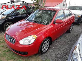 Used 2011 Hyundai Accent 4dr Sdn Auto GL for sale in Beauport, QC