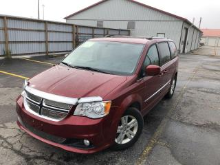 Used 2016 Dodge GR CARAVAN CREW 2WD for sale in Cayuga, ON