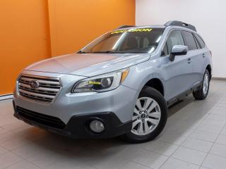 Used 2015 Subaru Outback 3.6R TOURING AWD HAYON ÉLECT SIÈGES CHAUFF *TOIT* for sale in St-Jérôme, QC