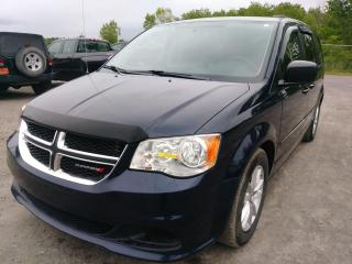 Used 2013 Dodge Grand Caravan SE STOW N GO BLUETOOTH *BAS KILOMÉTRAGE* for sale in St-Jérôme, QC