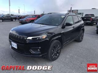 Used 2019 Jeep Cherokee High Altitude for sale in Kanata, ON