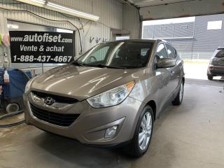 Used 2010 Hyundai Tucson AWD 4dr I4 Auto Limited  $46.30 PAR SEMAINE+TAXES for sale in St-Raymond, QC