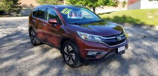 Used 2015 Honda CR-V Navigation / Sunroof / Camera / Bluetooth*** for sale in Mississauga, ON