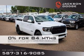 New 2020 RAM 1500 Big Horn   Remote Start   Heated Seats & Steering Wheel for sale in Medicine Hat, AB